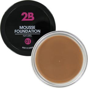 2B Colours Mousse Foundation