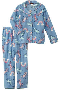 Petit Lem Girls' 2Pc Pajama Pant Set