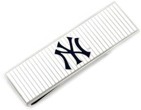 Ice New York Yankees Pinstripe Money Clip