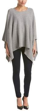 Central Park West Leeds Wool-blend Poncho.