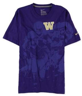 Nike Mens University Of Washington Graphic T-Shirt