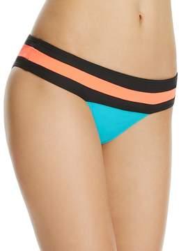 Pilyq Color-Block Bikini Bottom