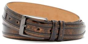 Mezlan Shade Leather Belt