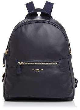 Longchamp 2.0 Leather Backpack