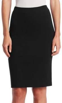 Emporio Armani Stretch Pencil Skirt