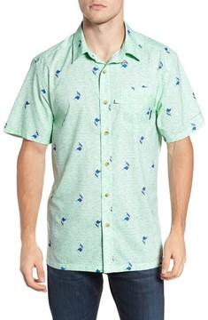 Columbia Men's Super Slack Tide Patterned Woven Shirt
