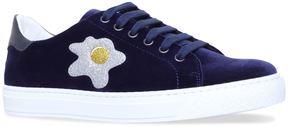 Anya Hindmarch Glitter Egg Sneakers