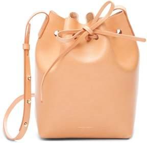 Mansur Gavriel Cammello Mini Bucket Bag