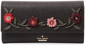 Kate Spade Women's Cameron Street Embellished Celina Leather Long Wallet