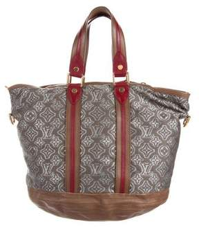 Louis Vuitton Monogram Aviator Bag - GREY - STYLE