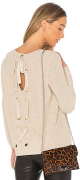 525 America Laced Back Sweater