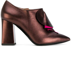 Pollini pointed ankle boots
