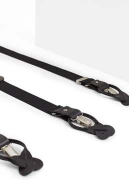 Mango Outlet Adjustable elastic braces
