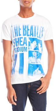 Bravado The Beatles Shea Stadium Tee