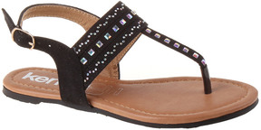KensieGirl Embellished Sandals