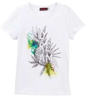 Catimini Graphic T-Shirt (Little Girls & Big Girls)