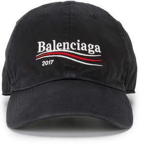 Balenciaga 2017 baseball cap