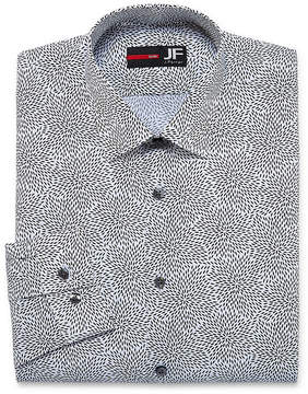 Jf J.Ferrar JF  Stretch Long Sleeve Dress Shirt