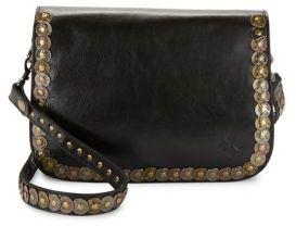 Patricia Nash Vitellia Leather Crossbody Bag