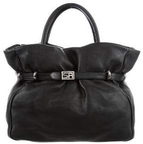 Sonia Rykiel Leather Handle Bag