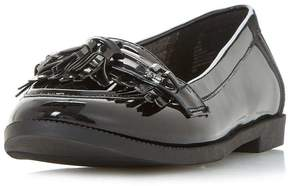 Head Over Heels *Head Over Heels by Dune Black 'Gigli' Loafers