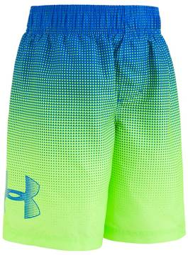 Under Armour Boys 4-7 Angle Drift Logo Swim Trunks