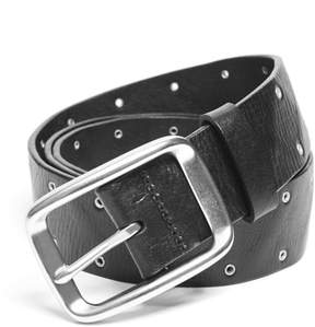 GUESS Wyatt Leather Belt