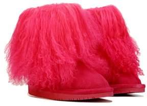 BearPaw Kids' Boo Fur Boot Toddler/Preschool