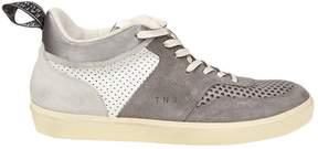 Leather Crown Sneakers Sneakers Men