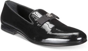 Roberto Cavalli Men's Patent Bow Loafer Men's Shoes