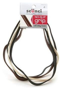 Scunci No-Slip Grip Headbands Assorted Colors - Neutrals