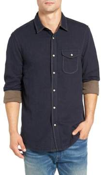 Jeremiah Chase Melange Sport Shirt