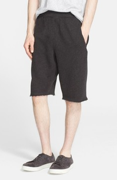 ATM Anthony Thomas Melillo Men's Cutoff Sweat Shorts