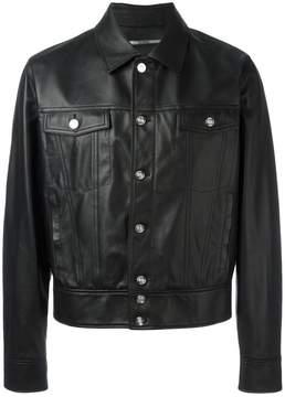 Kenzo cutaway collar jacket