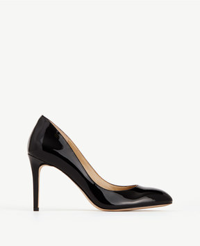 Ann Taylor Skyler Patent Leather Pumps