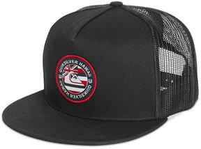 Quiksilver Men's Masthead Trucker Hat