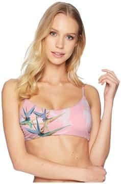 Bikini Lab THE Pastel Paradise Bralette Bikini Top Women's Swimwear