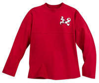 Disney Minnie Mouse Spirit Jersey for Girls - Red