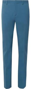 Joseph Blue Jack Stretch-Twill Suit Trousers