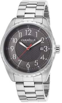 Bulova Caravelle of New York by Men's 43B134 Stainless Steel Watch