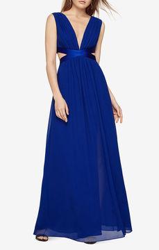 BCBGMAXAZRIA Julianne Cutout Gown