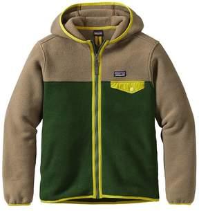 Patagonia Boys' Lightweight Synchilla® Snap-T® Fleece Hoody