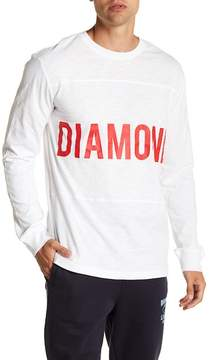 Diamond Supply Co. Speedway Graphic Long Sleeve Tee