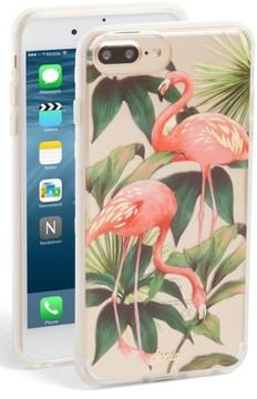 Sonix Flamingo Garden Iphone 6/6S/7/8 & 6/6S/7/8 Plus Case - Pink