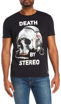 Cult of Individuality Death by Stereo Tee