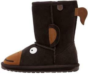 Emu Monkey Suede & Merino Wool Boots