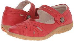 Spring Step Hearts Women's Shoes