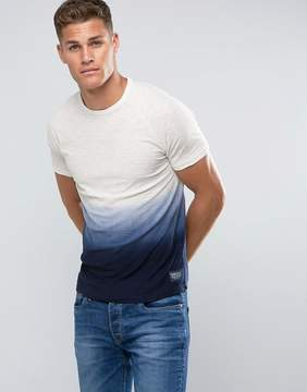 Tom Tailor T-Shirt With Color Fade