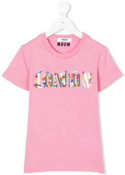 MSGM London T-shirt