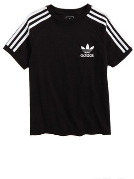 adidas Boy's California Graphic T-Shirt